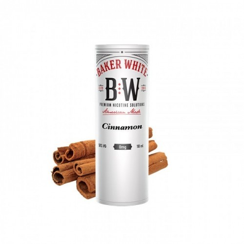 Cinnamon - Baker White 10ml