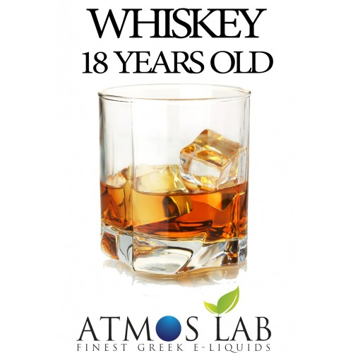 WHISKEY 18 YEARS OLD DIY ATMOS LAB