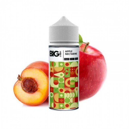 Apple Nectarine The Big Tasty MyVapery Shake and Vape 120ml