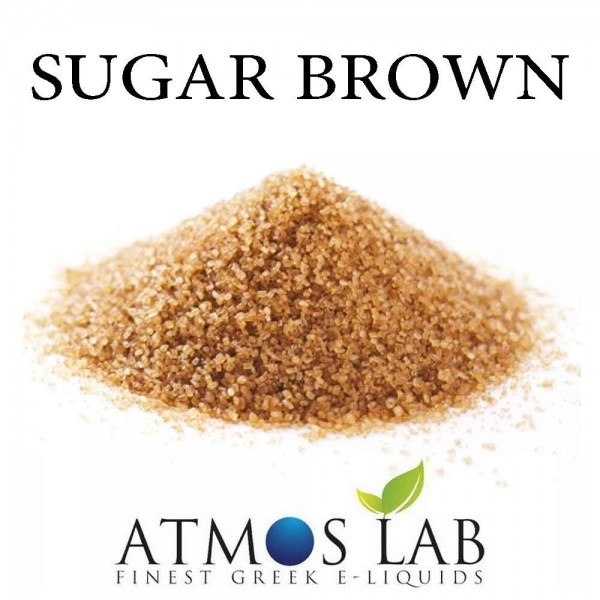 SUGAR BROWN Atmos lab DIY Μαυρη Ζαχαρη