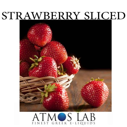 STRAWBERRY SLICED Atmos lab DIY