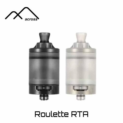 Across Vape Roulette RTA Επισκευασιμος Ατμοποιητης