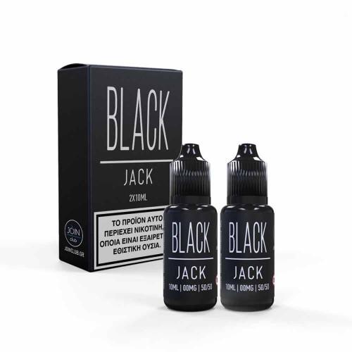 Jack 2x10ml Black