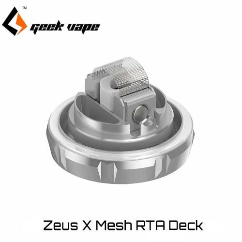 Geekvape Zeus X Mesh RTA Deck - Ανταλλακτικη βαση ατμοποιητη