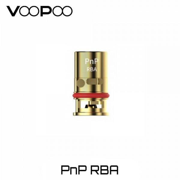 Voopoo PnP RBA 0.6 Ohm Coils - Ανταλλακτικη Επισκευασιμη Αντισταση