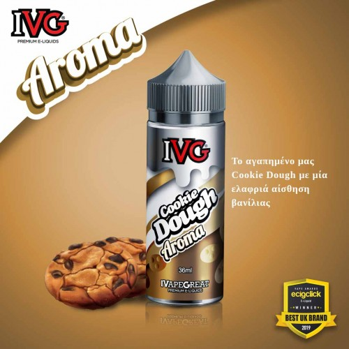 IVG Cookie Dough Shake and Vape 120ml