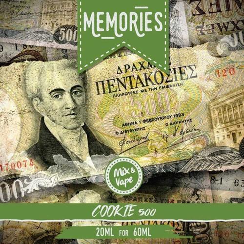 Memories 500 Δραχμές COOKIE