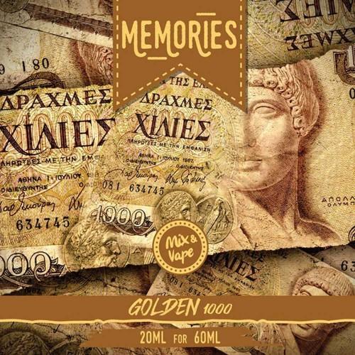 Memories 1000 Δραχμές GOLDEN 20/60ml