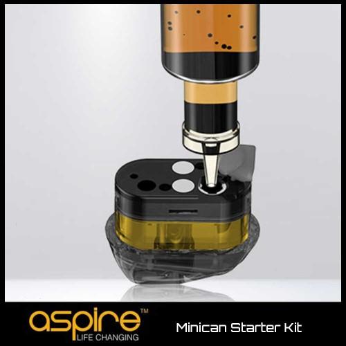 Aspire Minican Starter Kit