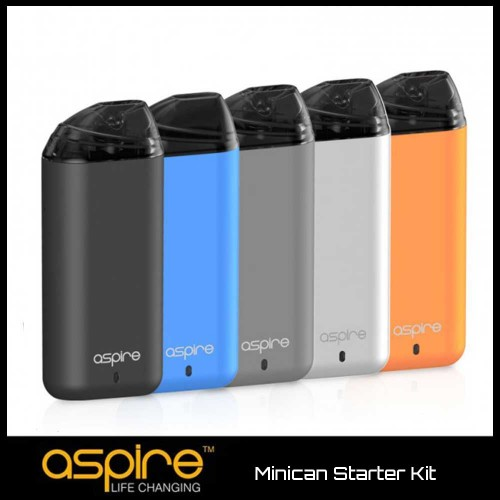 Aspire Minican Starter Kit 2ml