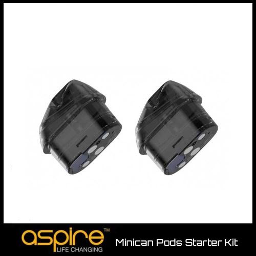 Aspire Minican 2ml 1.2 Ohm Pods - Ανταλλακτικο Δοχειο Αντισταση
