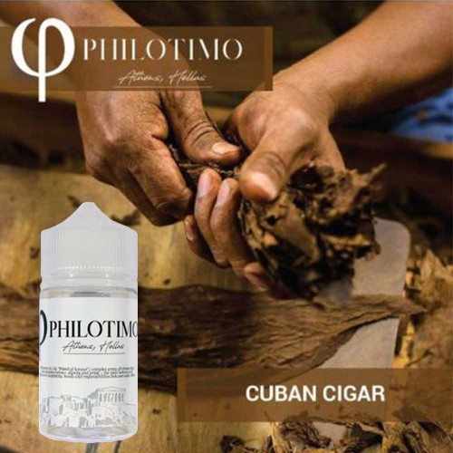 Cuban Cigar Philotimo Shake & Vape 15/60ml
