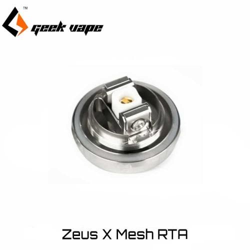 Zeus X Mesh RTA GeekVape