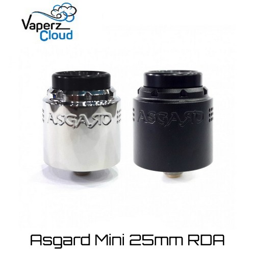 Vaperz Cloud Asgard Mini 25mm BF RDA
