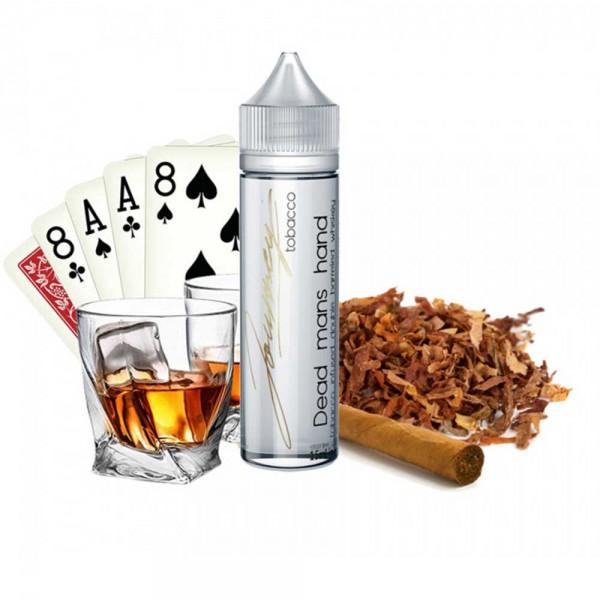 Dead Mans Hand 60ml AEON Journey Tobacco Shake and Vape