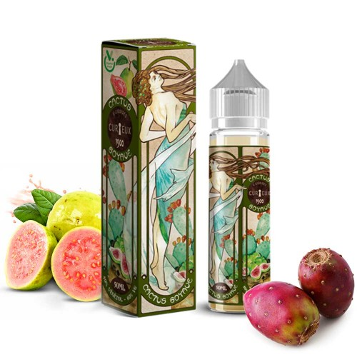 Curieux Cactus Goyave 20/60ml Shake and Vape