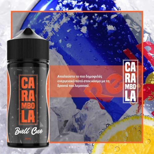 Carambola Bull Cue Shake and Vape 120ml