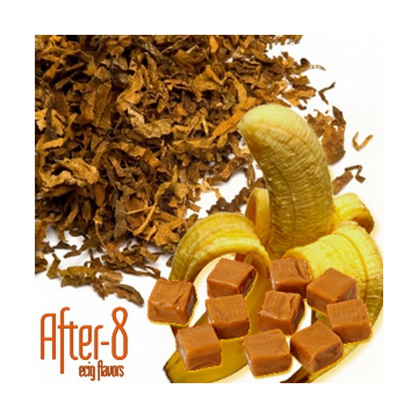 Smokey Banana After-8 Αρωμα