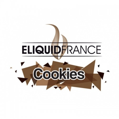 Cookie Eliquid France Αρωμα 10ml