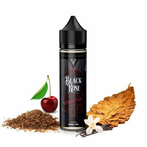 Black Rose VNV Shake and Vape 12/60ml
