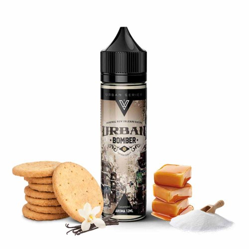 Urban Bomber VNV Shake and Vape 12/60ml
