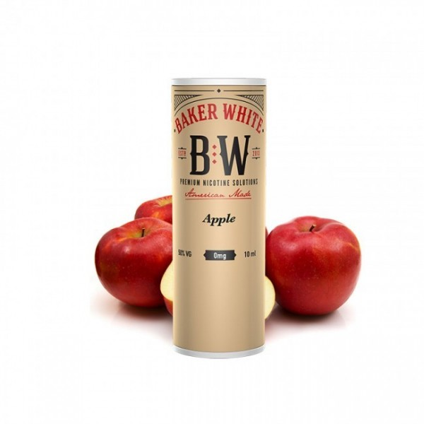Apple - Baker White 10ml