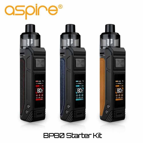 Aspire BP80 Starter Kit