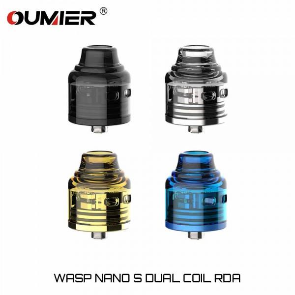 Oumier Wasp Nano S BF RDA