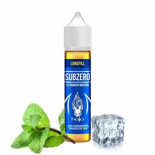 Subzero HALO Flavor Shot 20/60ml