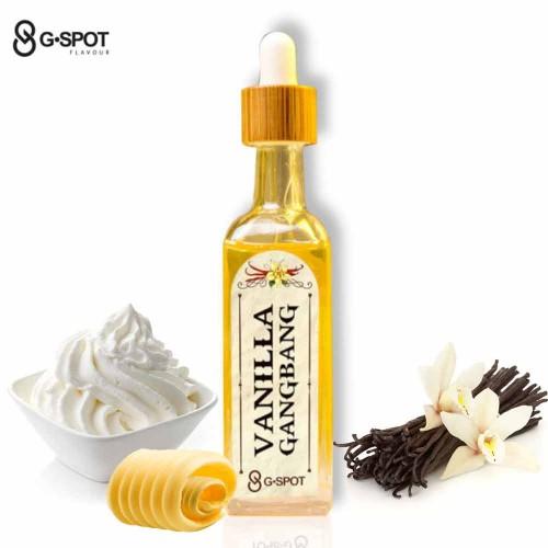 G-Spot Vanilla Gang Bang Flavor Shot 20/60ml