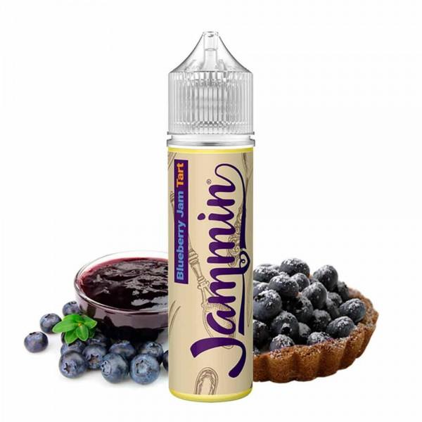 Blueberry Jam Tart Jammin Shake & Vape