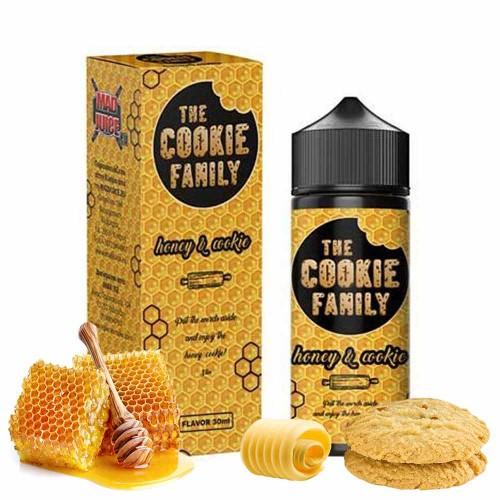 Mad Juice Honey Cookie 30ml 120ml μπουκάλι