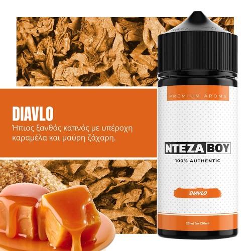 NTEZABOY Diavlo Shake and Vape 25/120ml