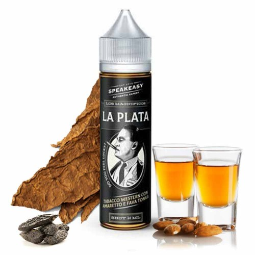 Vaplo Speakeasy La Plata Flavor Shot 20/60ml