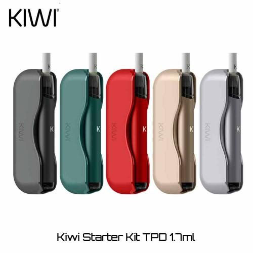 Kiwi Starter Kit 1.7ml with Powerbank 1650mAh