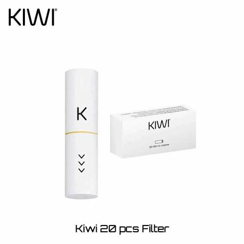 Kiwi Filter Pack White - Ανταλλακτικα Φιλτρακια