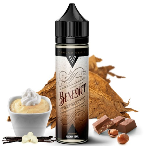 Benedict VNV Shake and Vape 12/60ml