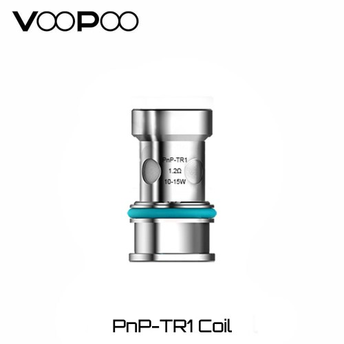 Voopoo PnP TR1 1.2 Ohm Coils - Ανταλλακτικη Αντισταση