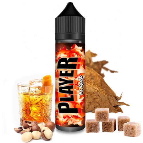 Player Eliquid France Mix & Vape 30/70ml