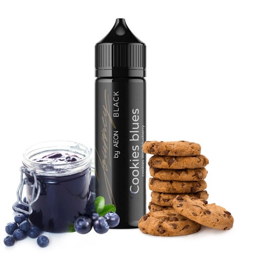 Cookies Blues 15/60ml AEON Journey Tobacco Shake and Vape