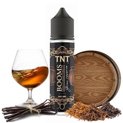 Booms VCT Gran Reserve TNT Flavor Shot 20/60ml