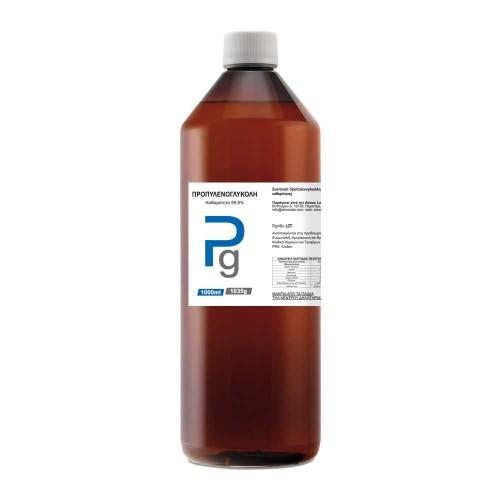 PG 1000ml - Προπυλενογλυκολη 1 Λιτρο Atmos Lab