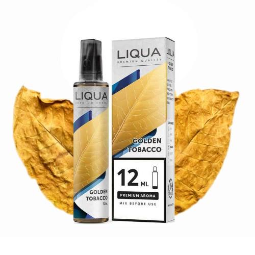 Golden Tobacco LIQUA Premium Aroma 12/60ml