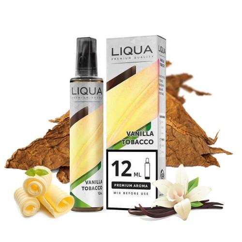 Vanilla Tobacco LIQUA Premium Aroma 12/60ml