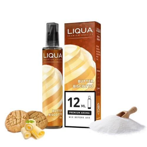 Butter Biscotto LIQUA Premium Aroma 12/60ml