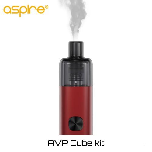 Aspire AVP Cube Starter Kit