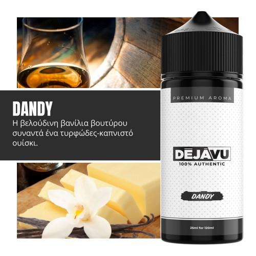 NTEZABOY Dandy Shake and Vape 25/120ml