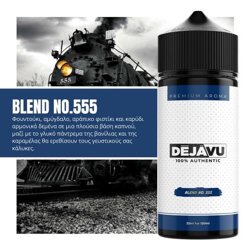 NTEZABOY Blend No.555 Shake and Vape 25/120ml