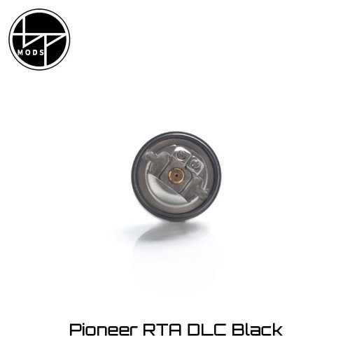 BP Mods Pioneer RTA DLC Black Επισκευασιμος Ατμοποιητης