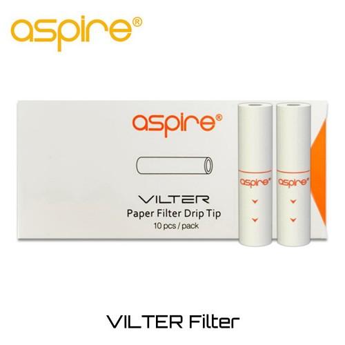 Aspire Vilter Filter Pack - Ανταλλακτικα Φιλτρακια